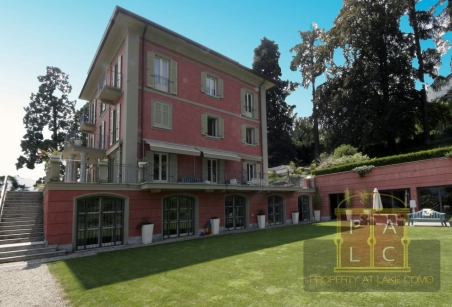 luxury villa lake como for sale